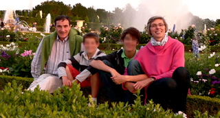 L'Association Les Amis d'Eric Burgaud et de sa famille